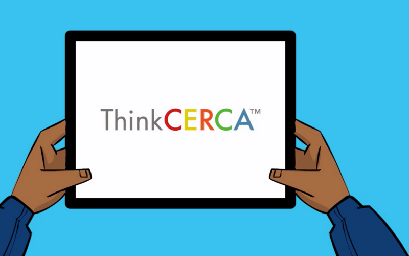 getting students started with thinkcerca