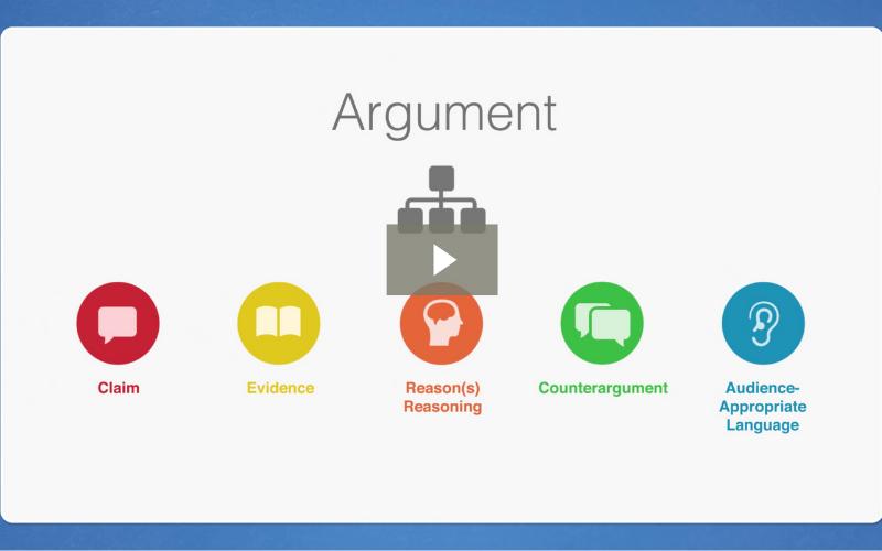 building a cerca argument
