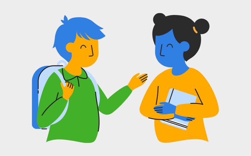 student engagement illustration