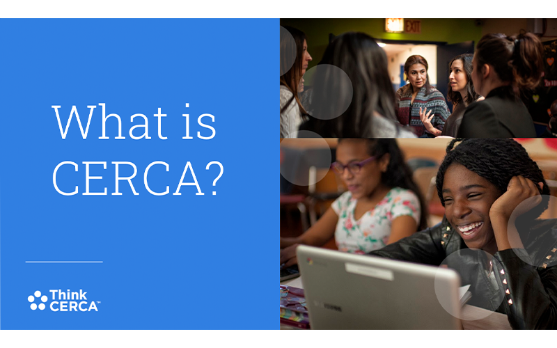 what is cerca video